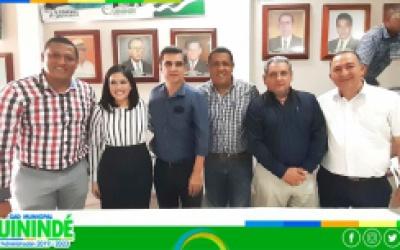 GOBIERNO MUNICIPAL DE QUININDE REALIZÓ ENTREGA DE NUEVOS TITULOS DE TIERRAS