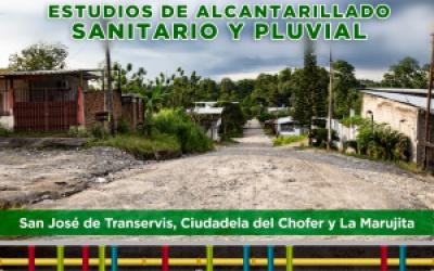 ESTUDIO DE ALCANTARILLADO SANITARIO Y PLUVIAL PARA TRES SECTORES DE QUININDÉ.