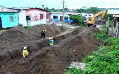 La historia de la antigua vía a Guayllabamba.