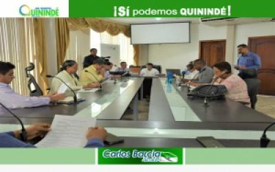 CONCEJO MUNICIPAL DESIGNÓ COMISIONES PERMANENTES