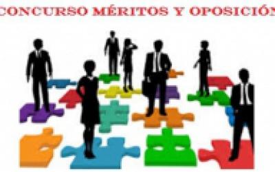 Concurso de Méritos y Oposición – Registro Mercantiles de la Propiedad 2019