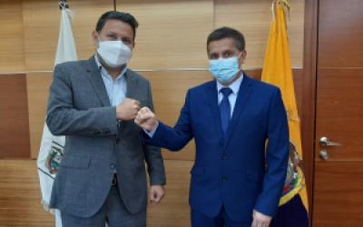 MINISTRO DE OBRAS PÚBLICAS, CUMPLIRÁ AGENDA EN QUININDÈ