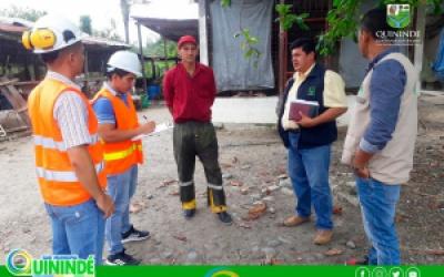 DENUNCIAN CONTAMINACION EN EL RIO CUPA