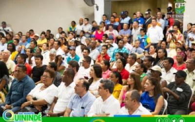 SOCIALIZACION PROYECTO PUENTE SOBRE EL RIO BLANCO.