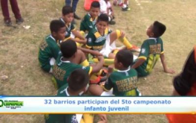 Inauguraciòn Deportiva
